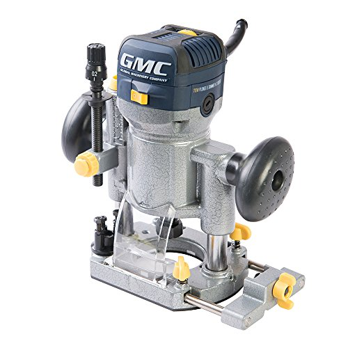 Gmc 732455 1/4 - Inch 710 W Router