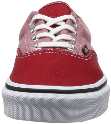 Vans U ERA 59 VUC6AT8 Unisex-Erwachsene Sneaker Rot (Chili Pepper)