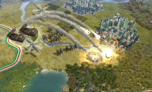 Sid Meier's Civilization V - Game of the Year Edition - Bild 2