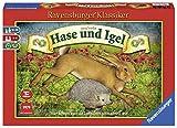 Ravensburger Spiele 26028 Ravensburger 26028-Hase und Igel '19-Familienspiele