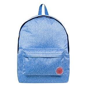 51fsrOnlGHL. SS300  - Roxy Sugar Baby Solid Mochila Tipo Casual, 40 cm, 16 litros, Dazzling Blue