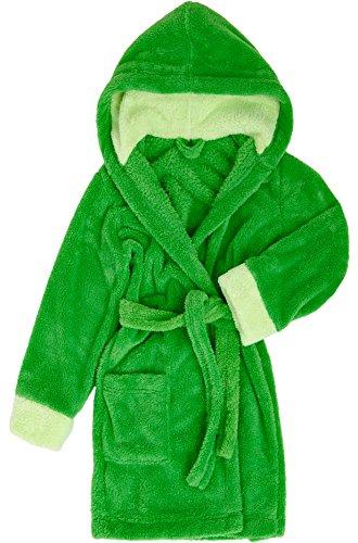 Timone Bata Vestidos Casa Unisexo Niños Kids Verde/Verde