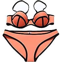 86a86fd779 Amazon.it: Arancione - Costumi a due pezzi / Donna: Sport e tempo libero