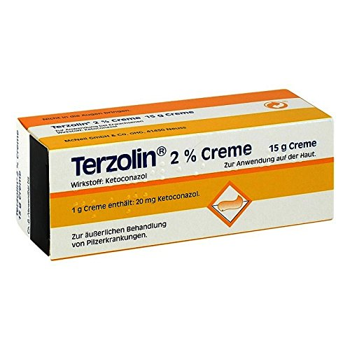 Terzolin 2% 15 g -