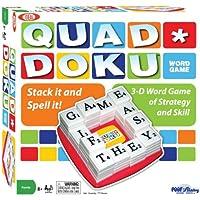 Ideal Quad Doku Board Game