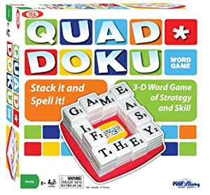 Ideal Quad Doku Board Game