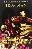 Marvel Gold Iron Man La Seconda Guerra Delle Armature