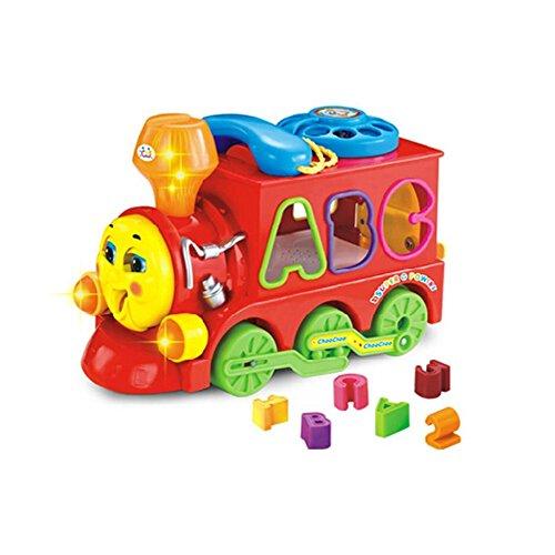 Baby 3Jahre old Toys lernen Zug Spielzeug für Jungen und Mädchen