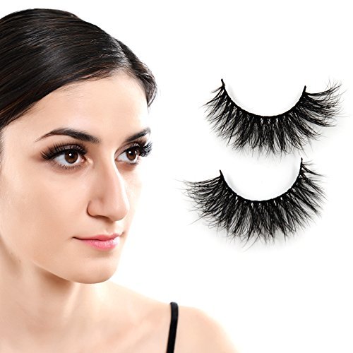 2c0ea1fdc7d Arison Lashes 3D Mink Fur Fake Eye Lash False Eyelashes 100% Siberian Mink  Pure Hand