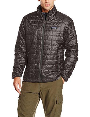 Patagonia Men's Nano Puff Jacket - Forge Grey, Large