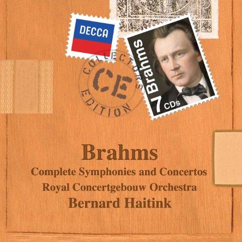 Brahms: Complete Symphonies & ...