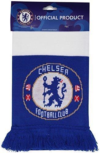 Oficial de fútbol del Chelsea FC bufanda