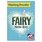 Fairy Non Bio Washing Powder for Sensitive Skin, 2.6 kg, 40 Washes