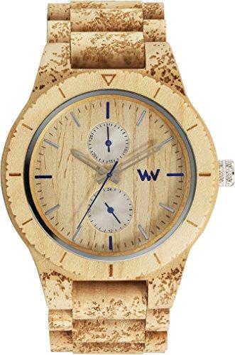 WEWOOD Reloj de hombre - Kean Stone Beige