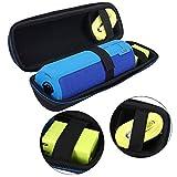 Nicecool Voyage Transport protection Portable Housse de protection pochette Sac Housse Etui pour Logitech UE MEGABOOM Haut-parleur Bluetooth sans fil