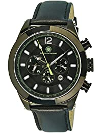 Constantin Durmont hombre-reloj intent analógico automático piel CD-INTAODASH@DASHAOLTIPIP-BK