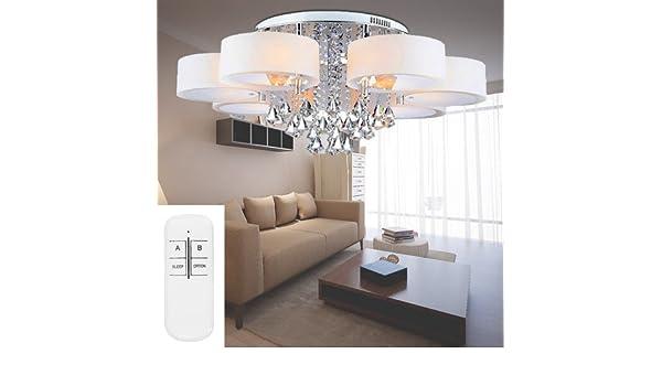 Vingo Led Kronleuchter Modern Deckenleuchte Kristall ~ Vingo® led deckenleuchte modern deckenlampe kristall