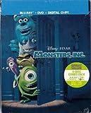 Monsters Inc. Blu-ray Jumbo SteelBook - Future Shop Exclusive [Canada Import]
