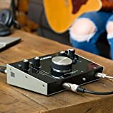 M-Audio M-Track 2X2   2-In/2-Out 24/192 USB Audio Interface for High-Resolution, Studio Grade-Recording Including the C-Series Software Suite for Immediate Creative Potential
