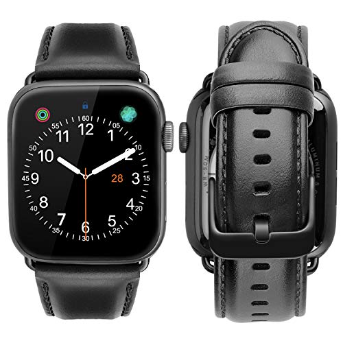 IBazal Compatible iWatch Series 4 Correa 44mm 42mm
