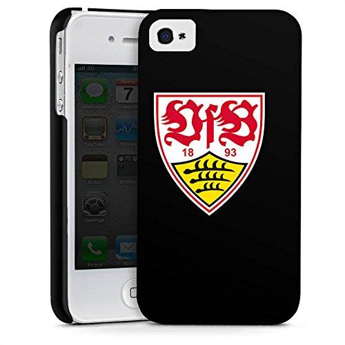 Apple iPhone 7 Hülle Case Handyhülle VfB Stuttgart Fanartikel 1893 Fußball Premium Case glänzend