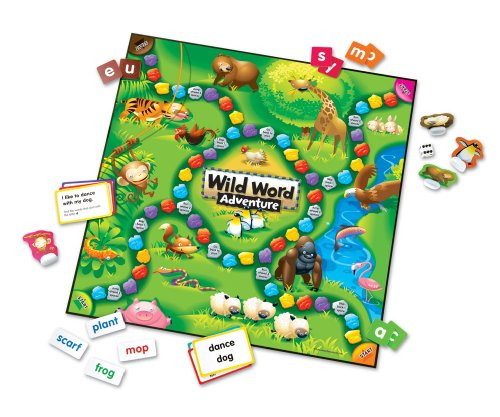 WILD WORD ADVENTURE EARLY LANG GAME