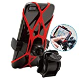 Ceuta Retails, Bike Mount, Universal Adjustable Bicycle Cell Phone Holder Cradle Stand Motorcycle