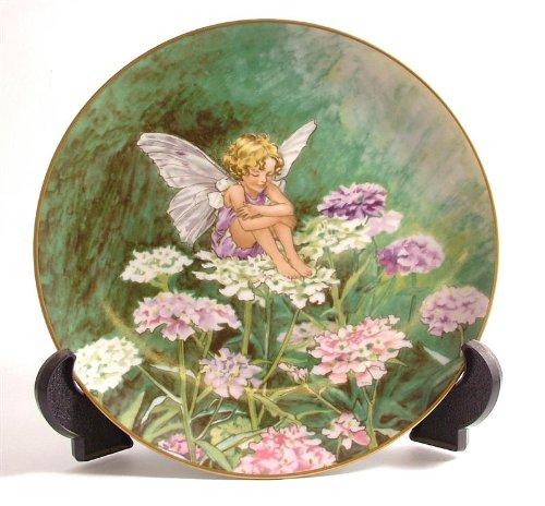 Heinrich Villeroy Boch e la Fata CP554 Candytuft piatto