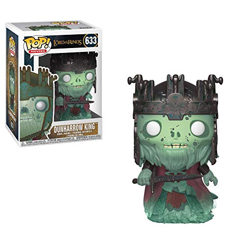 Funko 33250 Pop! Vinilo: LOTR/Hobbit: Dunharrow King,  Multi