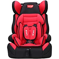 Luvlap Comfy Baby Car Seat (Red)