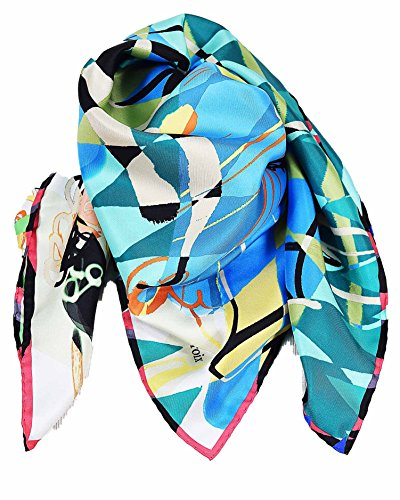 christian-lacroix-the-ball-square-silk-green-arlequin