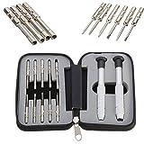 Drillpro Präzision 12-teilig Schraubendreher Set für Brille Schmuck Uhren Reparatur-Tool