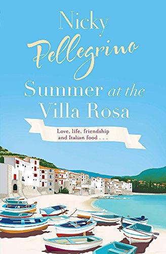Summer at the Villa Rosa Cover Image