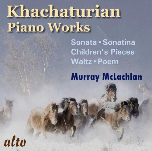 Khachaturian Piano Music