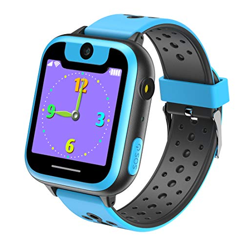 Vannico Enfants Smart Watch Télé...