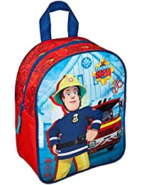 Preisvergleich für Kinder Rucksack - Fireman Sam - Feuerwehrmann Sam - Kindergarten