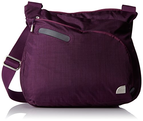 Overland Equipment Madera Bag, damen, Amethyst Purple/Purple Pinwheel Print (Amethyst Handtaschen)
