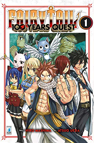 Fairy Tail 100 Years Quest: 1