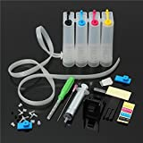 Dubaria® CISS Ink Tank Kit Universal For HP, Canon, Brother & Epson Printers