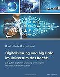 Digitalisierung und Big Data - am Beispiel der Gesundheitswirtschaft: Zur guten digitalen Ordnung