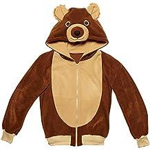 Widmann - Sudadera con capucha oso talla s-m