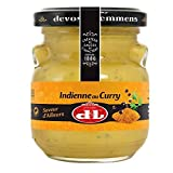 Devos Lemmens - Indische Curry-Sauce 3X119G - Sauce Indienne Curry 3X119G - Preis Pro Einheit - Schnelle Lieferung