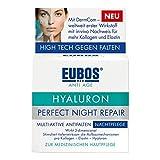 EUBOS HYALURON Perfect night Repair Creme 50 ml Creme