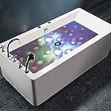 Vktech® Multifarbige Unterwasser-LED Disco Beleuchtung Licht Badewanne Beleuchtung Badewanne LED