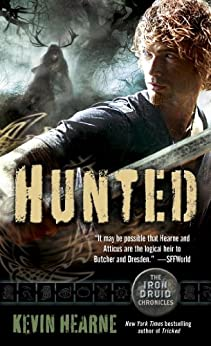 Hunted: The Iron Druid Chronicles, Book Six (English Edition) von [Hearne, Kevin]