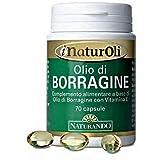 Naturando Olio di Borragine - 70 Capsule