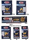 Barilla Senza Glutine Sortiment 1 x Fusilli- 1 x Stelline 1 x Ditalini Rigati 1...
