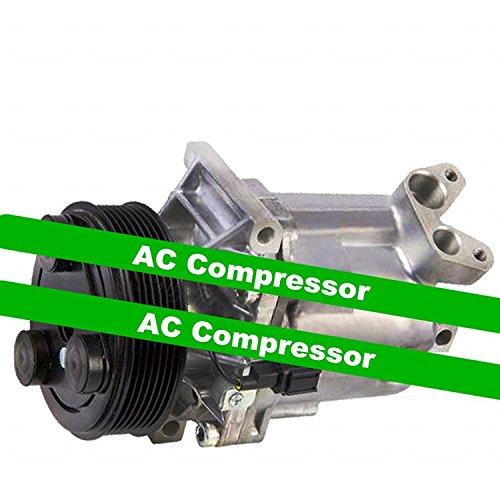 Gowe AC Kompressor mit Kupplung für Auto Nissan Versa für Auto Nissan Cube 2007200820092010201192600-cj60a 92600-cj60q/CR10 - Mit Kompressor Kupplung Ac
