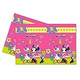 Minnie Maus - Party Geburtstag Tischdecke Tischtuch 1,20x1,80m Mouse