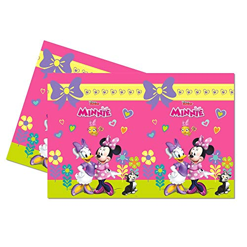 Minnie Tovaglia Mouse | 120 x 180 cm | Disney Topolino | Compleanno | Party